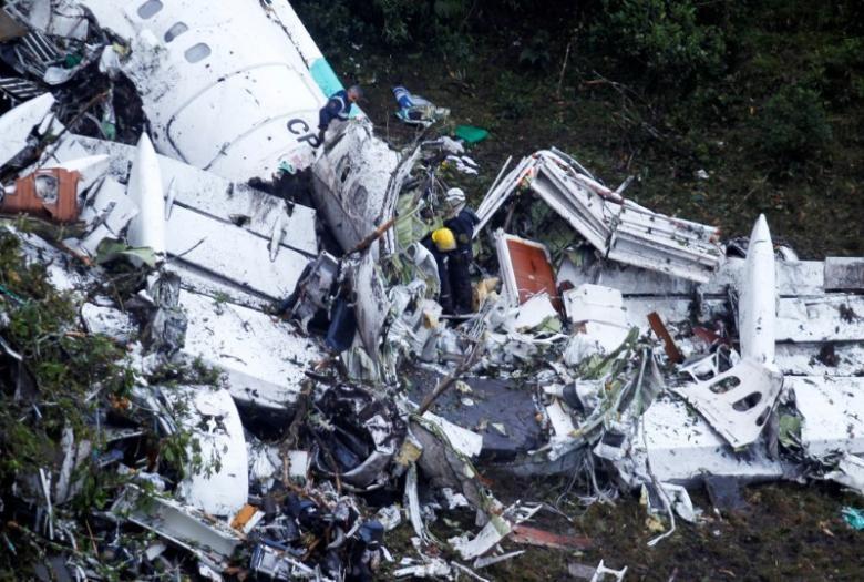 Công bố kết luận điều tra thảm họa Chapecoense - ảnh 1