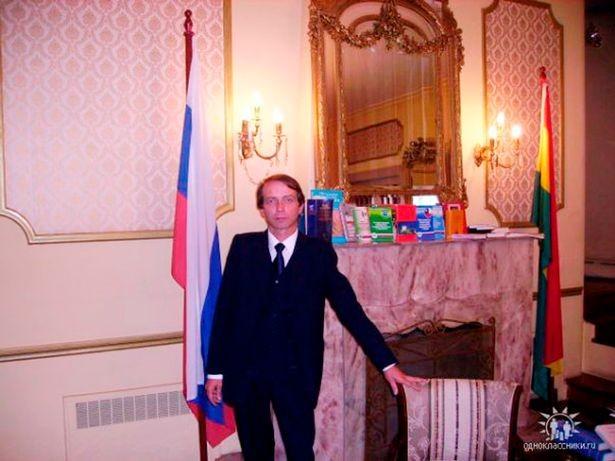 Quan chức ngoại giao Nga bị bắn chết tại nhà riêng - ảnh 2