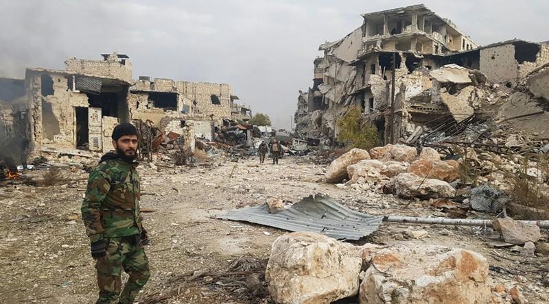 Dân Nga chọn cuộc chiến Syria là sự kiện lớn nhất năm - ảnh 1