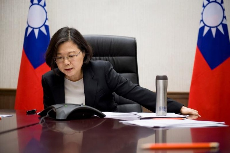 Lãnh đạo Đài Loan sẽ quá cảnh tại Mỹ để gặp Trump? - ảnh 1