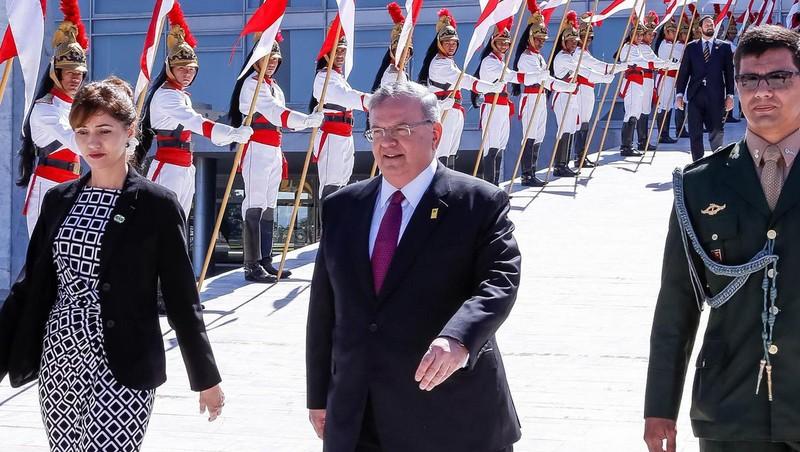 Nghi ngờ Đại sứ Hy Lạp tại Brazil mất tích