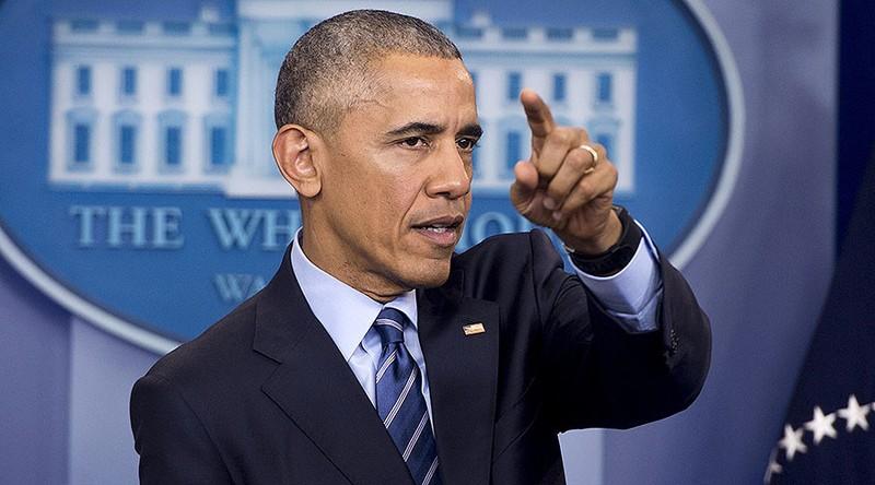 Ông Obama ra lệnh trục xuất 35 nhà ngoại giao Nga  - ảnh 1