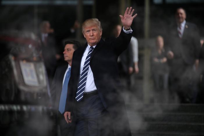 Tổng thống Trump lên lịch gặp lãnh đạo Anh và Mexico - ảnh 1