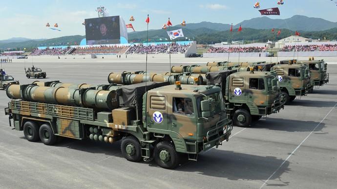 Hàn Quốc sẽ phóng tên lửa đạn đạo đáp trả Triều Tiên? - ảnh 1