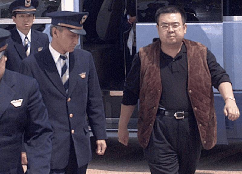 Clip nghi của con Kim Jong-nam xác nhận cha đã mất - ảnh 2