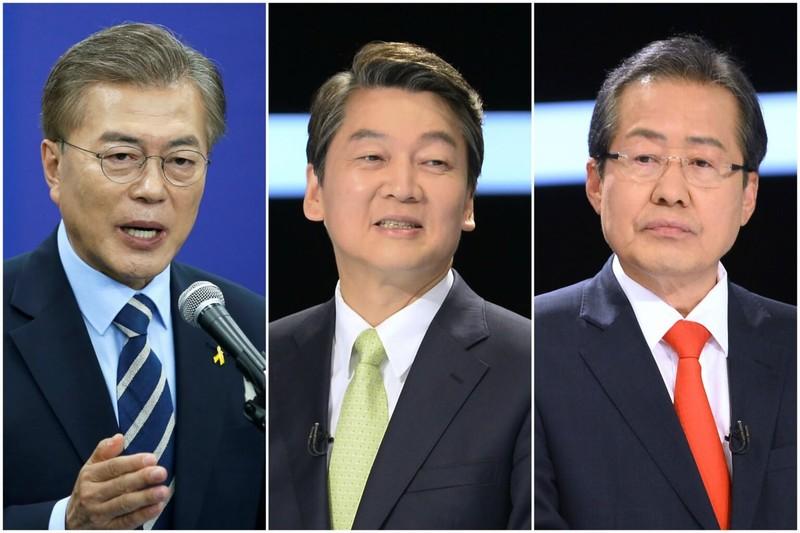 Mỹ 'nín thở' chờ kết quả bầu cử Tổng thống Hàn Quốc - ảnh 1