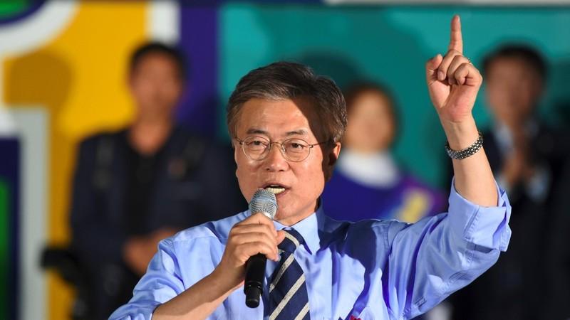 Ông Moon Jae-in thắng cử, Hàn Quốc sẽ ra sao? - ảnh 1