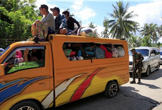 Ba mũi tiến công tái chiếm TP Philippines từ khủng bố - ảnh 6