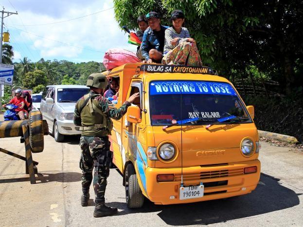 Ba mũi tiến công tái chiếm TP Philippines từ khủng bố - ảnh 8