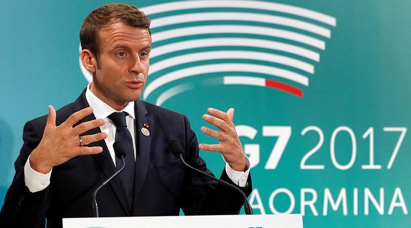 Tổng thống Pháp: Vắng Nga thì nhiều chuyện 'không xong' - ảnh 1