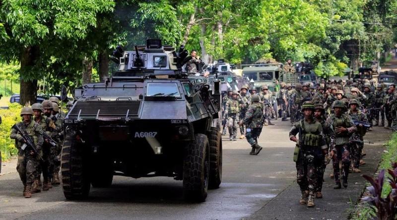 Quân Philippines sắp đánh bật khủng bố khỏi Marawi - ảnh 1