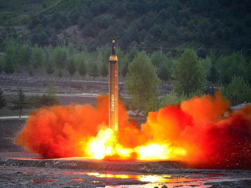 Ông Trump: Triều Tiên quá xem thường Trung Quốc - ảnh 2