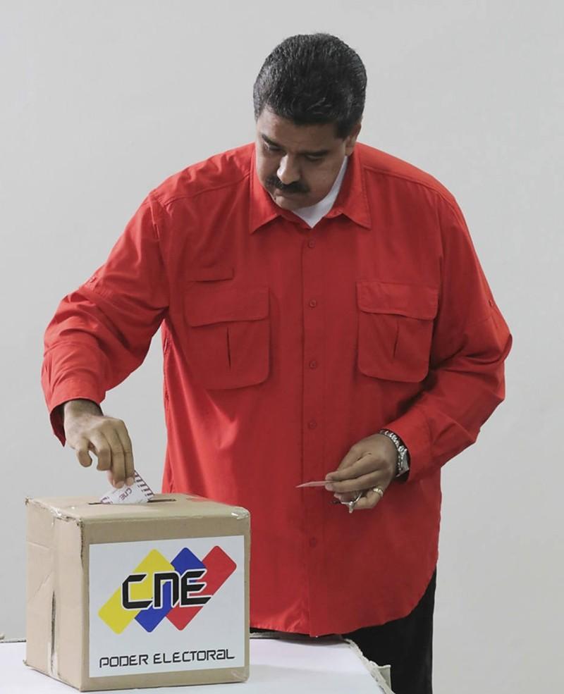 Venezuela ngày bầu cử: Bạo lực leo thang nghiêm trọng - ảnh 2