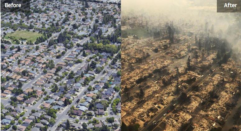 Cháy rừng California: Tình trạng khẩn cấp ở quận Cam - ảnh 3