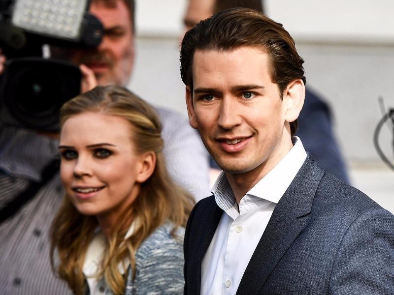 Điển trai và tài năng: Áo có lãnh đạo trẻ nhất thế giới - ảnh 1