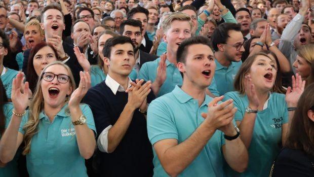 Điển trai và tài năng: Áo có lãnh đạo trẻ nhất thế giới - ảnh 2