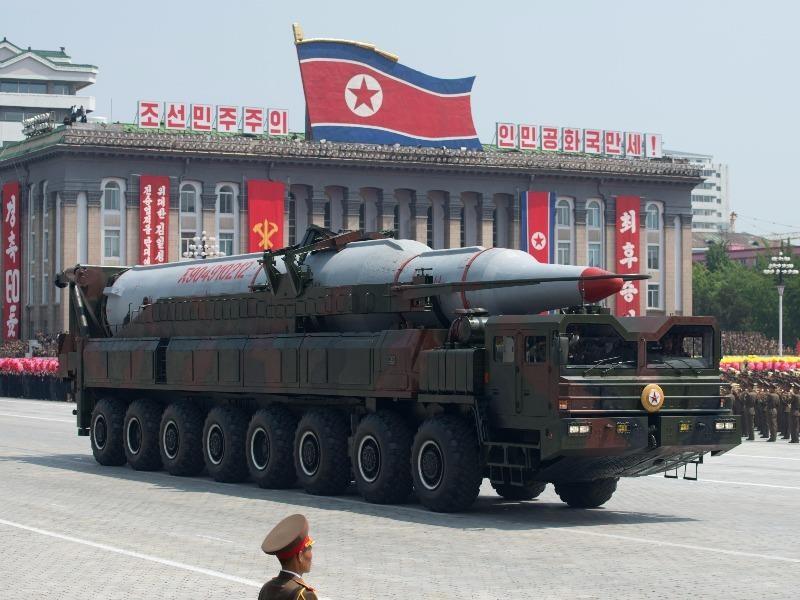 Triều Tiên cảnh báo LHQ về chiến tranh hạt nhân - ảnh 1