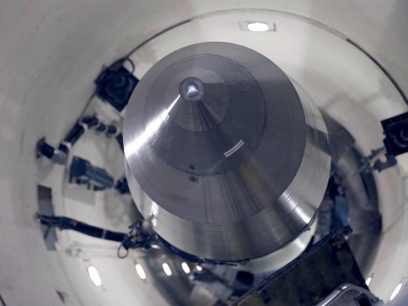 Mỹ sắp tăng sức mạnh kho vũ khí hạt nhân - ảnh 1