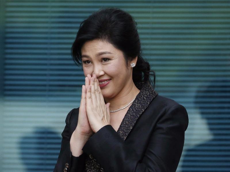 Thái Lan hủy 4 hộ chiếu của bà Yingluck - ảnh 1