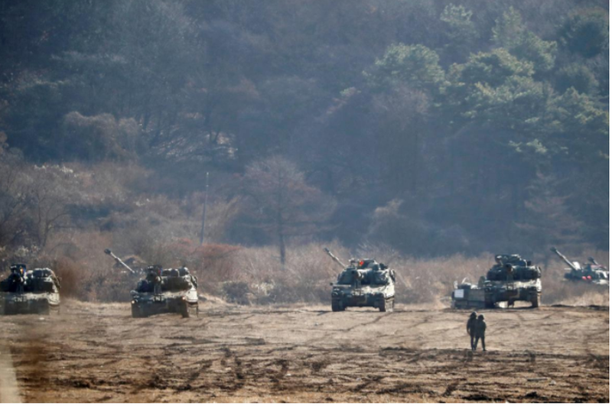 230 máy bay Mỹ-Hàn rầm rộ tập đối phó Triều Tiên - ảnh 2