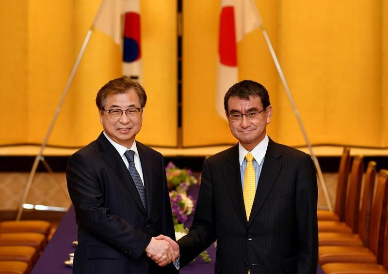 Nhật muốn Triều Tiên giải quyết vấn đề bắt cóc công dân - ảnh 2