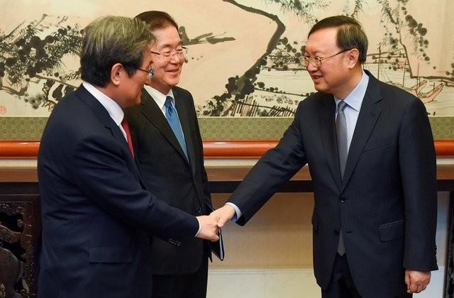 Ngoại trưởng Trung Quốc được thăng chức - ảnh 2