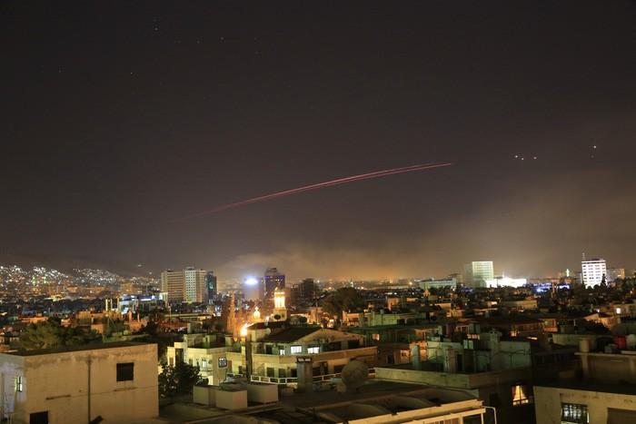 Bộ Quốc phòng Nga thông tin về vụ không kích Syria - ảnh 1