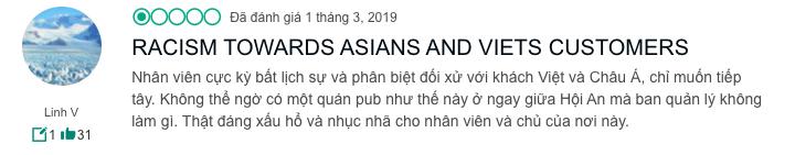 Chủ quán cà phê bị tố không phục vụ khách Việt nói gì? - ảnh 2