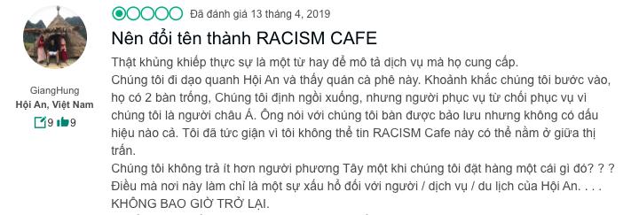 Chủ quán cà phê bị tố không phục vụ khách Việt nói gì? - ảnh 3