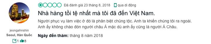 Chủ quán cà phê bị tố không phục vụ khách Việt nói gì? - ảnh 4