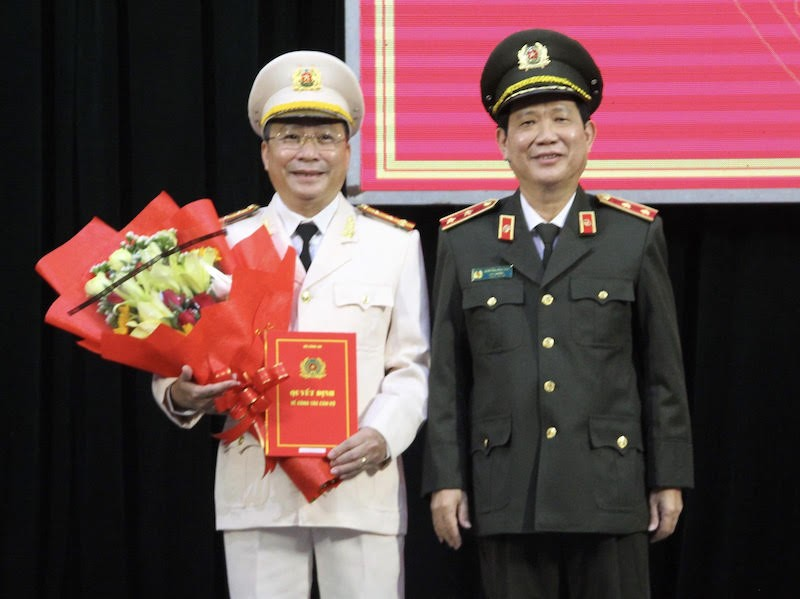 Quảng Nam có tân giám đốc công an tỉnh - ảnh 1