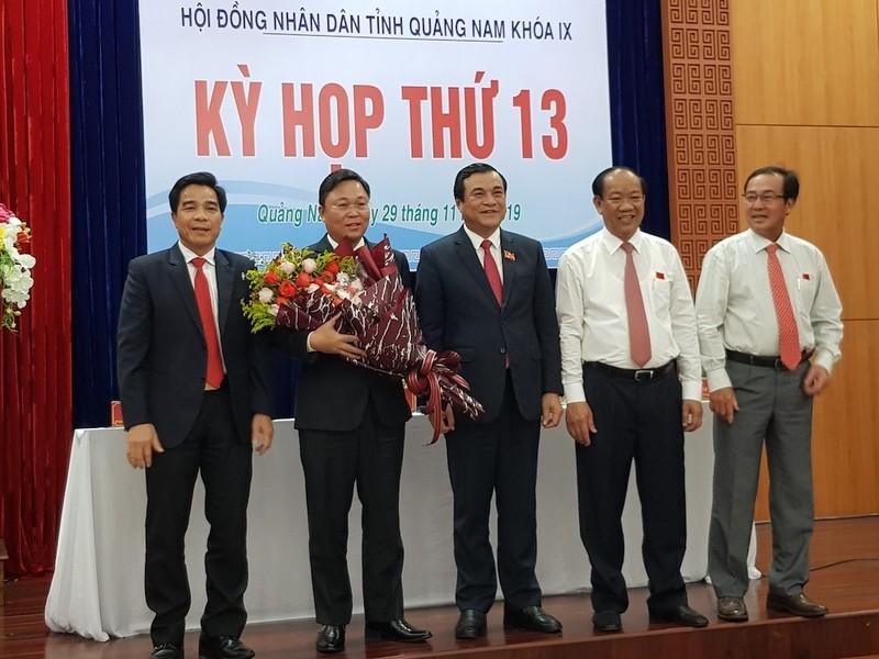 Ông Lê Trí Thanh làm chủ tịch tỉnh Quảng Nam  - ảnh 1