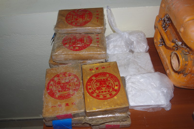 Khen thưởng người dân nhặt được 25 bánh heroin - ảnh 4
