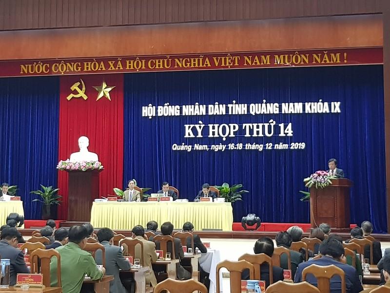 Quảng Nam hụt thu vì lượng bán ô tô Trường Hải giảm - ảnh 1
