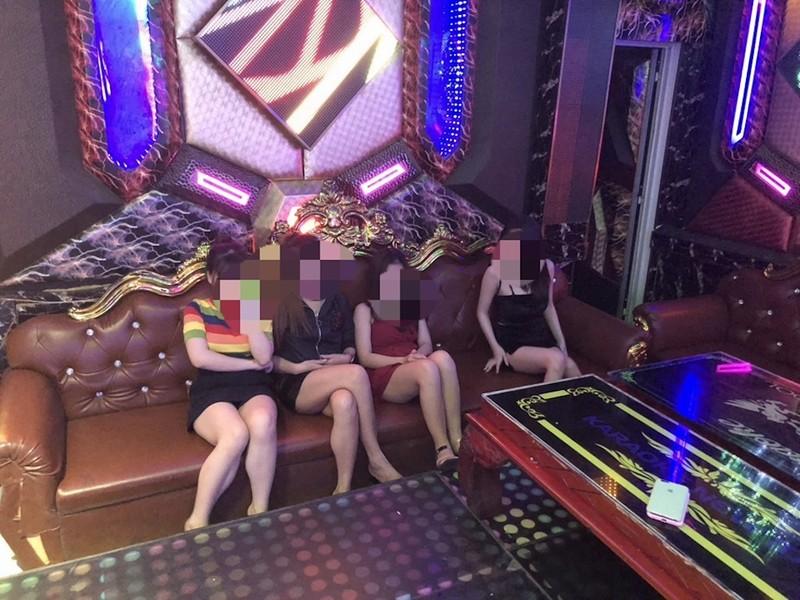 14 người phê ma túy ở quán karaoke New Idol Quảng Nam - ảnh 2