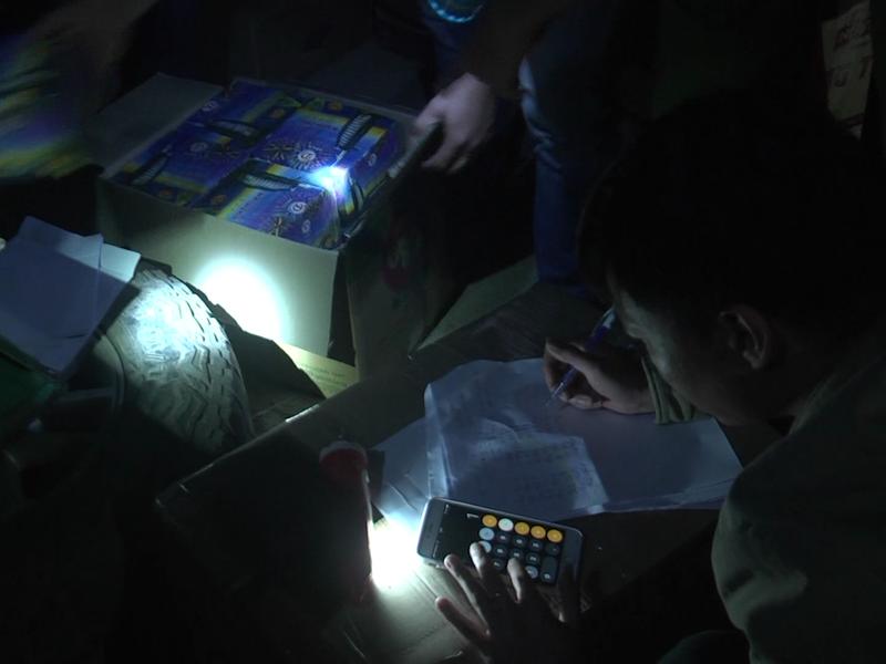 Quảng Nam: Bắt 3 người vận chuyển gần 400 kg pháo lậu - ảnh 2