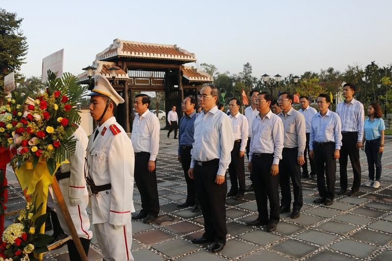 Bí thư Nguyễn Thiện Nhân tặng quà tết ở Quảng Nam - ảnh 2