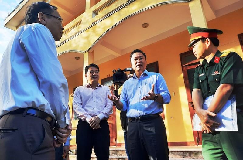 Quảng Nam đề nghị công bố dịch COVID-19 - ảnh 1