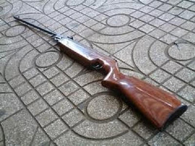 Không biết súng có đạn, thanh niên gây họa cho bạn - ảnh 1