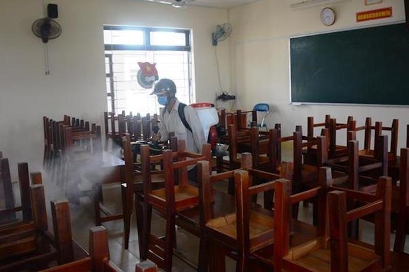 Quảng Nam cho học sinh tiếp tục nghỉ hết 22-3 - ảnh 1
