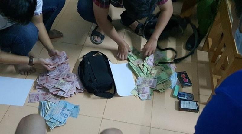 Công an Quảng Ngãi bắt 2 kẻ cướp ngân hàng tại Quảng Nam - ảnh 2