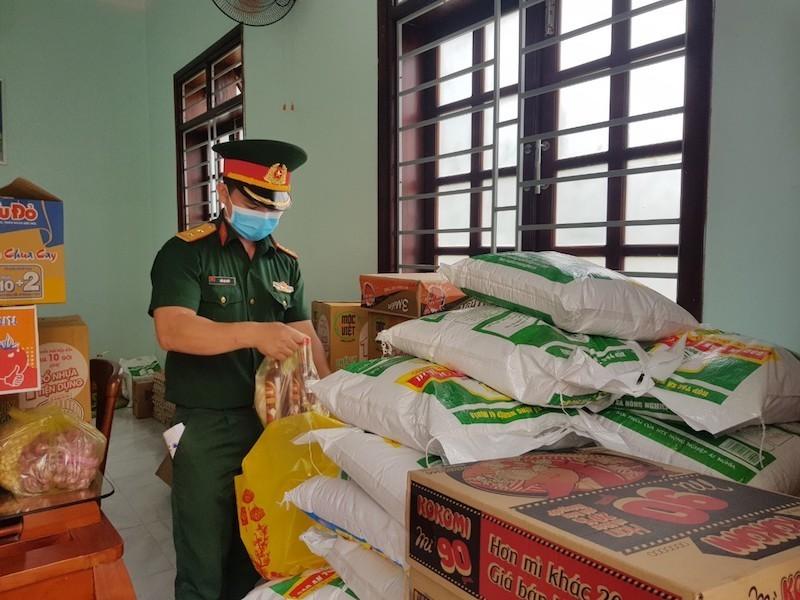 Quảng Nam tiếp nhận 3,4 tỉ đồng ủng hộ phòng, chống dịch - ảnh 1