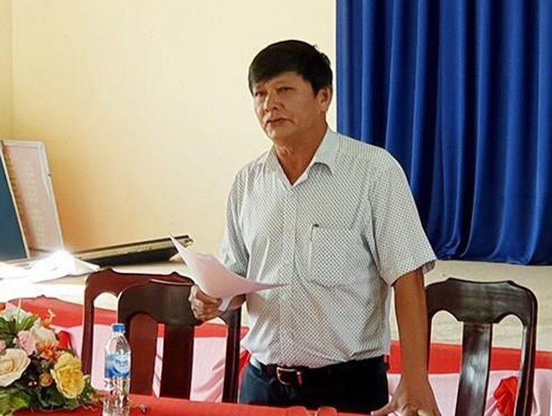 Chủ tịch phường và 2 cán bộ thị xã Điện Bàn bị khởi tố - ảnh 1