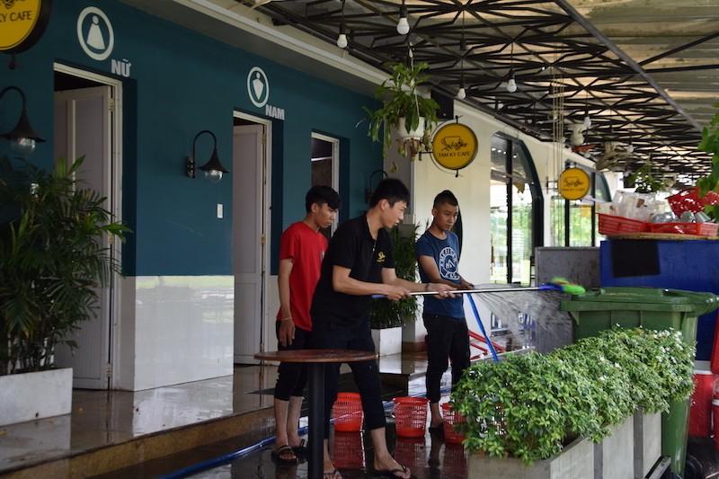Quảng Nam mong buôn bán, hoạt động vận tải trở lại - ảnh 1