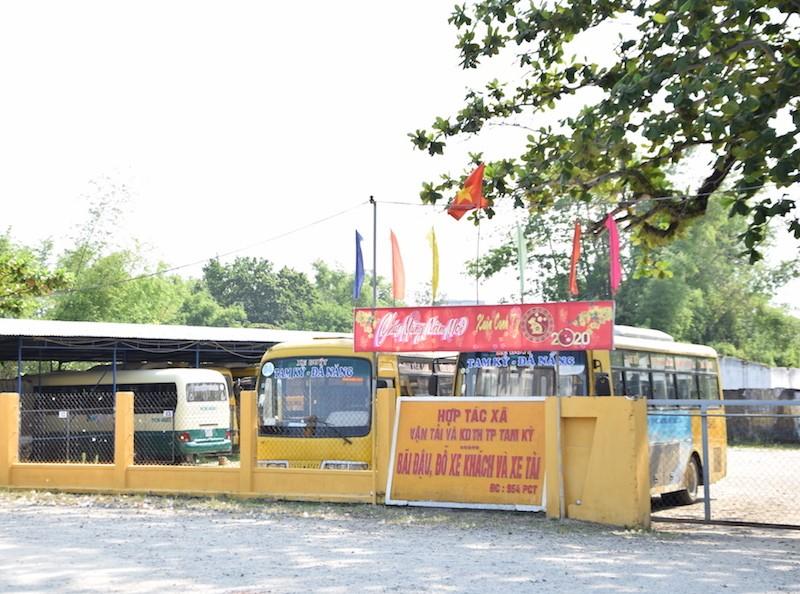 Quảng Nam cho phép hoạt động vận tải từ hôm nay - ảnh 1