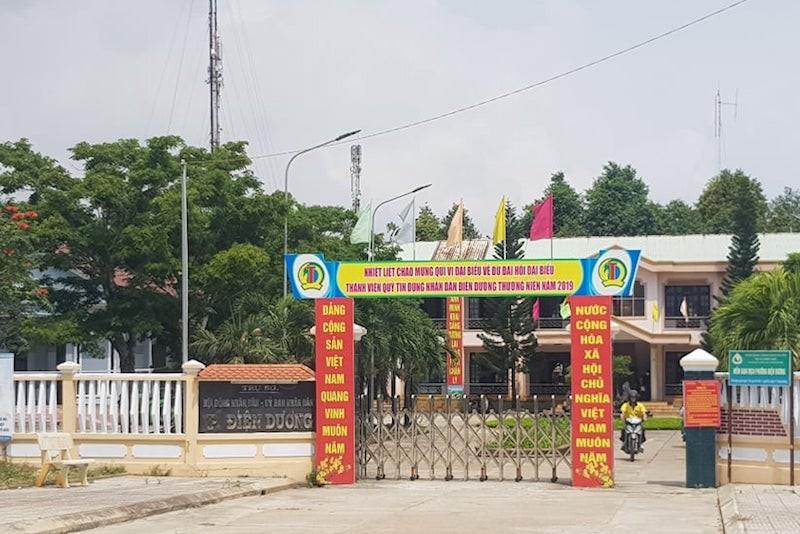 Nhiều lãnh đạo phường ở Quảng Nam đi ăn cưới giữa dịch COVID - ảnh 1