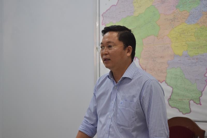 Vụ mua máy 7,2 tỉ, chủ tịch Quảng Nam muốn minh bạch - ảnh 1