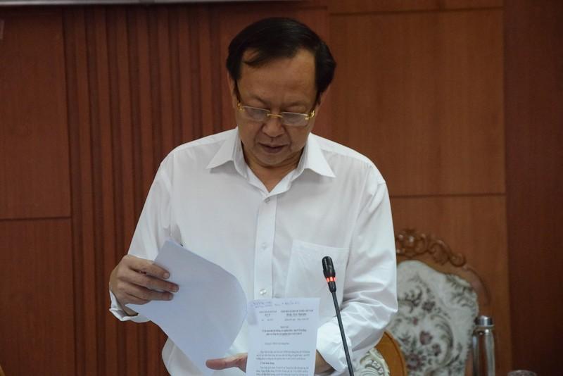 Quảng Nam chính thức thanh tra hệ thống xét nghiệm COVID-19 - ảnh 1