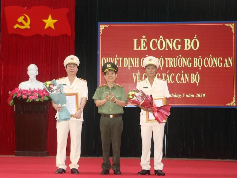 Quảng Ngãi có tân giám đốc Công an tỉnh - ảnh 1