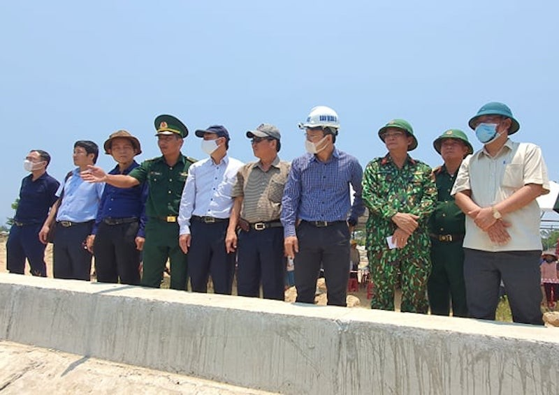 Quảng Nam: 2 vụ lật ghe làm 11 người bị nạn trong vòng 2 tháng - ảnh 1